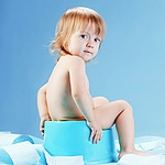 Методика: как приучить ребенка к горшку в годовалом возрасте