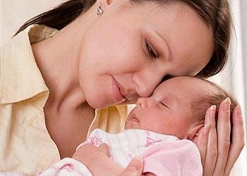 Мышечная кривошея у новорожденных