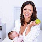 Рецепты полезных блюд для кормящих матерей