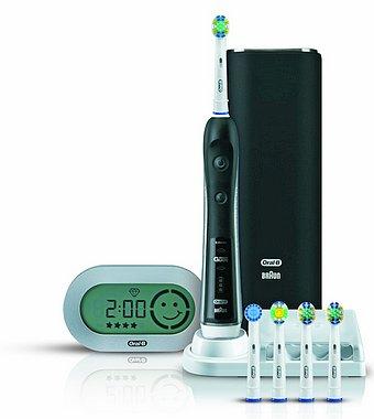 электрические зубные щетки oral-b отзывы