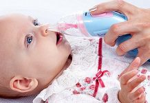 аспиратор для новорожденных