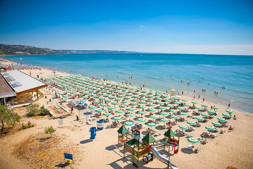 Курорт Болгарии Балчик