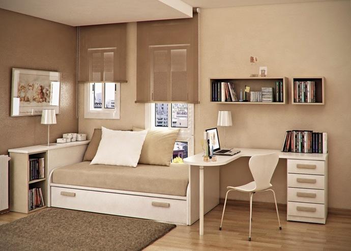 модульная мебель для детской комнаты для девочки