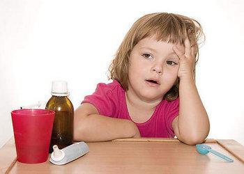 симптомы гайморита у детей 3 лет