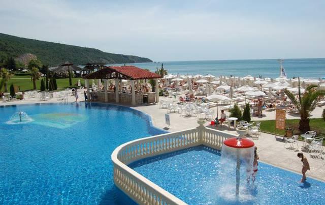Курорт Болгарии Елените