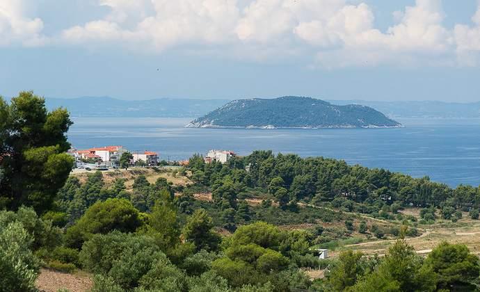 погода в Греции в августе
