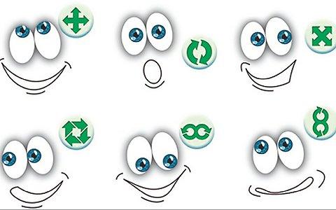 Гимнастика для глаз для детей