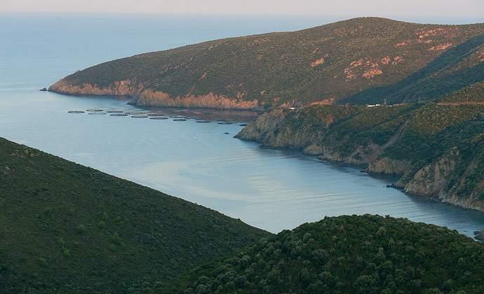 Пляжи курорта Халкидики в Греции