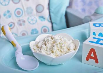 как вводить домашний творог в прикорм ребенку: полезные свойства