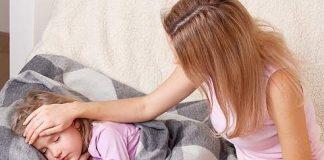 компрессы от кашля для детей