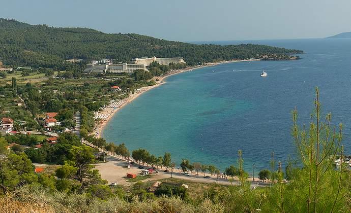 Пляжи в Греции на Крите