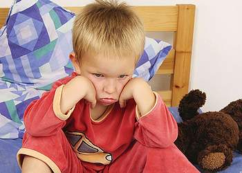 недержание мочи у ребенка 5 лет