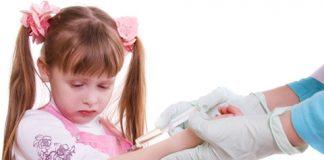Проба манту у детей разных возрастов