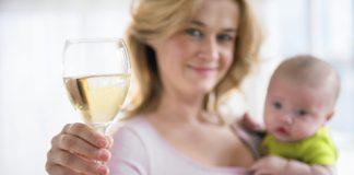 можно ли вино при грудном вскармливании