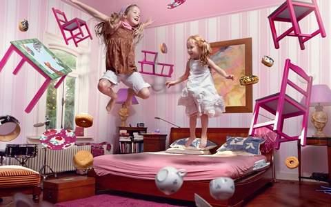 мебель в детскую комнату для девочек фото