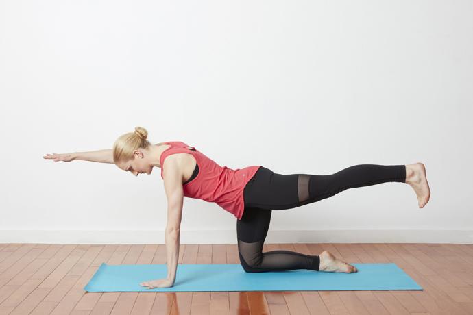 упражнения чтобы убрать живот после родов
