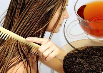 народные средства для покраски волос