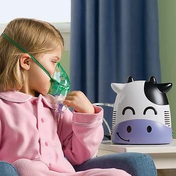Лечение горла у детей