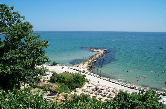 Курорт Болгарии Несебр