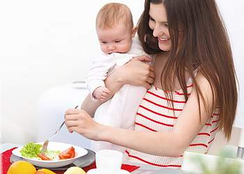 как убрать живот и бока после родов