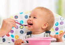 питание ребенка в 1 год меню