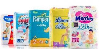 какие подгузники лучше для новорожденных отзывы