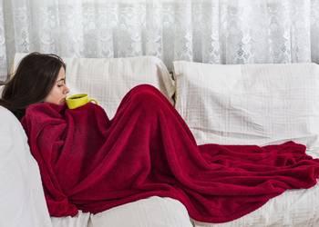 что делать при пониженной температуре тела
