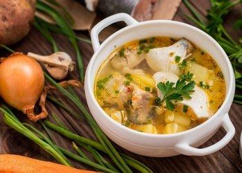 рецепты супов для детей до года: рыбный
