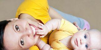 Режим дня новорожденного ребенка