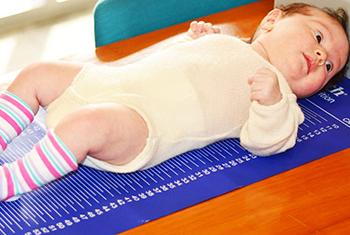 Таблица веса ребенка по месяцам