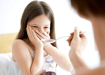 лекарства от кашля до рвоты у ребенка