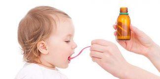 сироп от кашля для детей от года