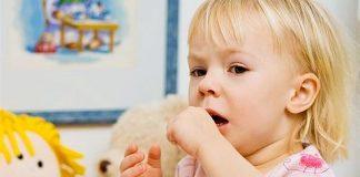 Cредства от кашля для детей