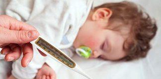 температура после прививки акдс