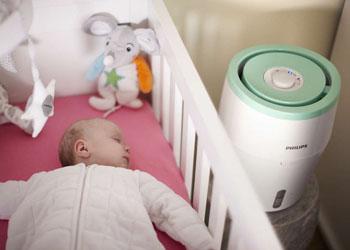 температура в комнате для грудничка