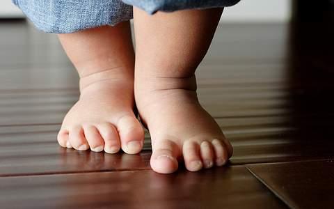 Гімнастика при вальгусной деформації стопи у дітей