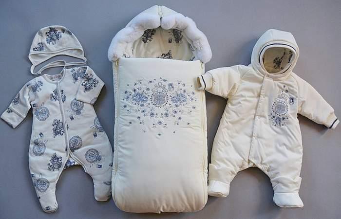 комплект на выписку зимой для мальчика