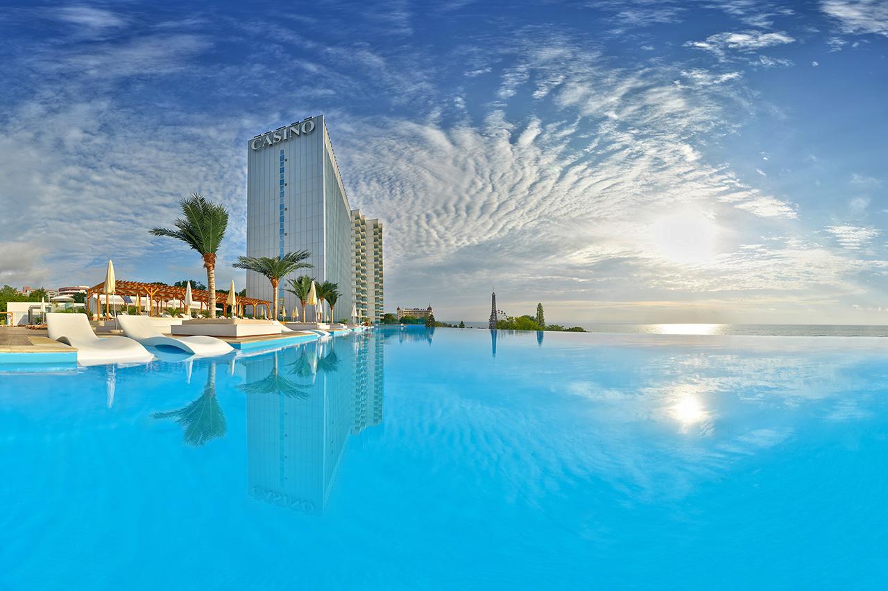 Курорт в Болгарии Золотые Пески