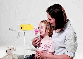Ингаляции при ларингите у детей