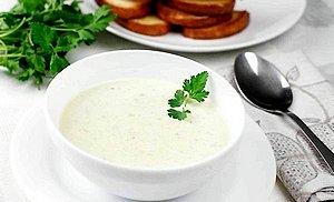 Суп из кабачков для детей от 18 месяцев