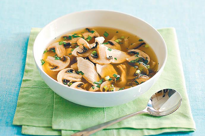постный суп для кормящей мамы