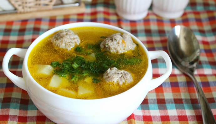 супы при грудном вскармливании