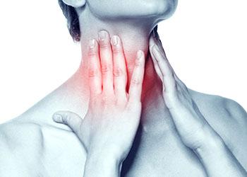 больное горло при трахеите у детей