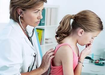 лечение бронхопневмонии у детей