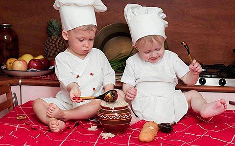 Рецепты блюд для ребенк после года