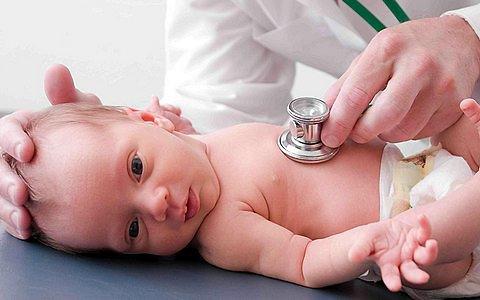 Гипертонус у младенцев