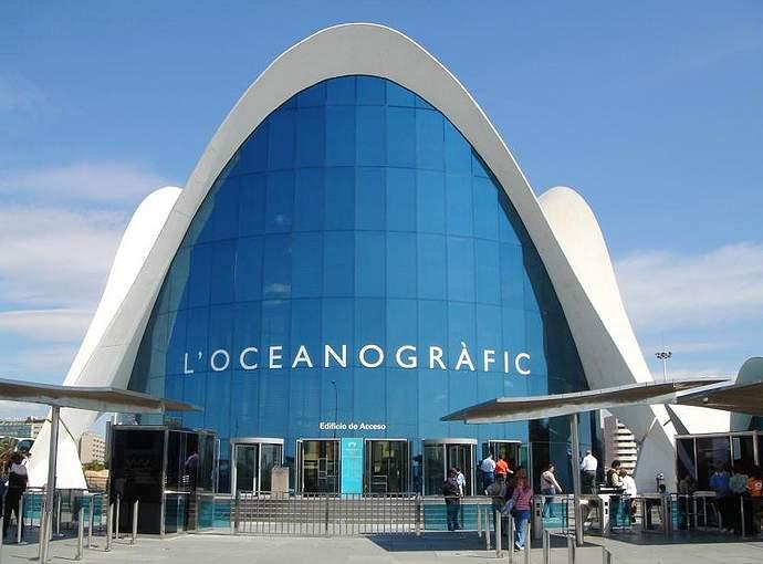 океанариум в валенсии и цены на билеты