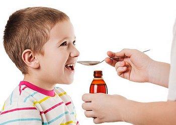 как принимать эреспал сироп детям