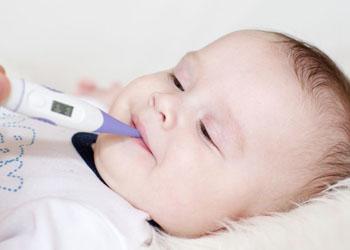 температура новорожденного