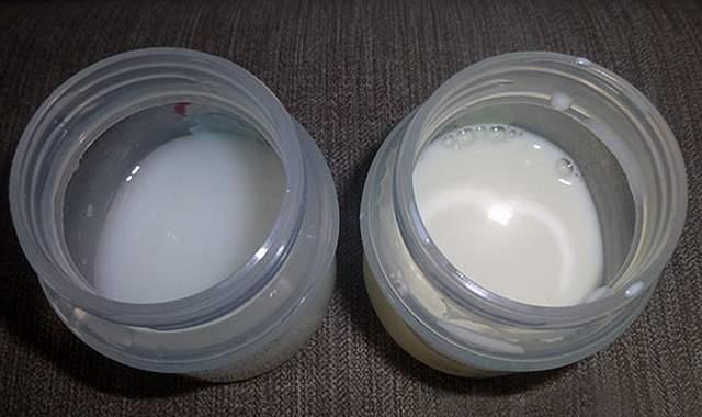 как определить жирность грудного молока